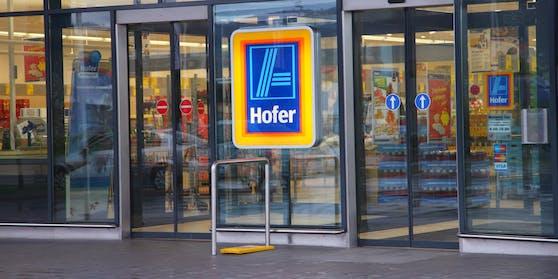 Hofer bringt ein neues Produkt auf den Markt.