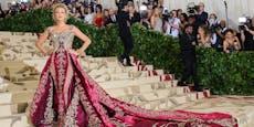 Met Gala - das Mode-Spektakel kehrt im September zurück