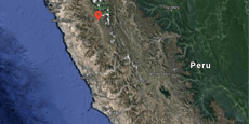 Busunglück in Peru fordert 22 Tote und 13 Verletzte