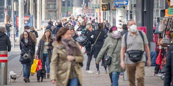 Wien hat eine 7-Tages-Inzidenz von 272,2.