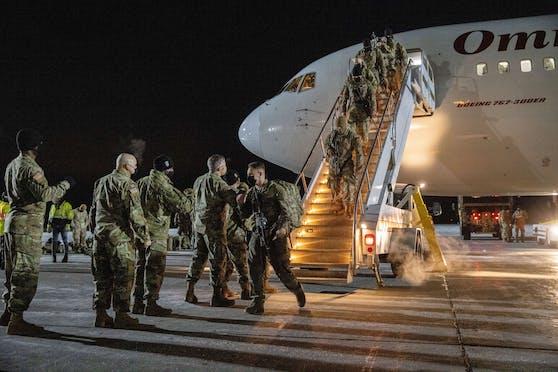 Die USA will bis zum 11. September ihre Truppen aus Afghanistan abziehen.