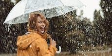 Regenmode, die dich jetzt wirklich trocken hält