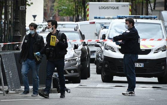 Am Dienstag gegen Mittag ist ein Mädchen (10) in der Nähe von Paris angeschossen und verletzt worden. Die Polizei geht von einem Akt aus Vergeltung aus.