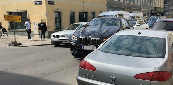 In Wien-Meidling wurde ein Mädchen angefahren