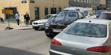 Mäderl in Meidling von BMW angefahren und verletzt