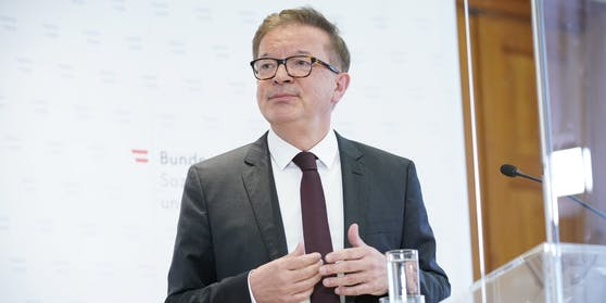 Es war ihm eine Ehre: Ex-Minister Rudolf Anschober