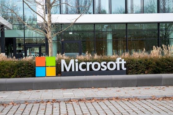 Die Betrüger geben sich als Mitarbeiter von Microsoft aus. Symbolbild.