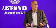Das sagt die Austria zu verweigerter Bundesliga-Lizenz