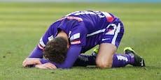 Austria bekommt keine Lizenz für nächste Saison