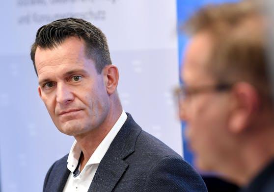 Wolfgang Mückstein (Primärversorgungszentrum Medizin - Mariahilf).