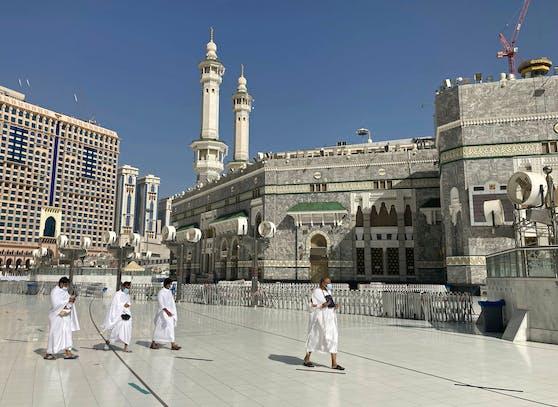 Ramadan-Beginn in Saudi-Arabien