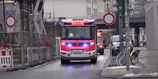 Feuerwehr aus OÖ fährt in Berlin durch die Stadt