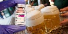 Zwei Monate kein Alkohol nach Corona-Impfung