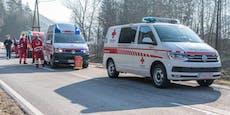 19-Jähriger hat bei Crash in NÖ keine Chance – tot