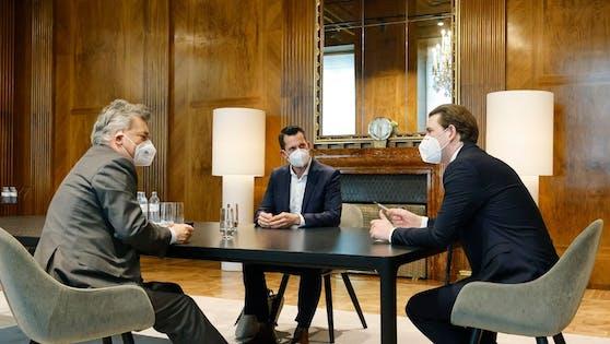 Die Bewältigung der Corona-Pandemie wird in den nächsten Monaten den vollen Einsatz aller Regierungsmitglieder erfordern.