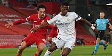 Real wirft Liverpool mit 0:0 aus der Champions League