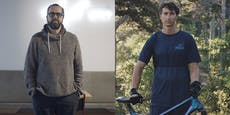 Gerald Fleischhacker nimmt es mit Mountainbike-Pro auf