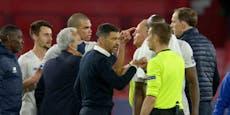 """F*** off!"" Hat Tuchel den Porto-Trainer beleidigt?"