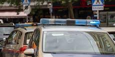 Attacke auf Polizistin nach Supermarkt-Streit in Wien