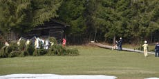 74-Jähriger erliegt nach Holzunfall seinen Verletzungen