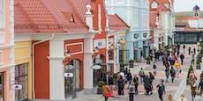 Einkaufs-Verbot für Wiener trotz Shop-Öffnungen