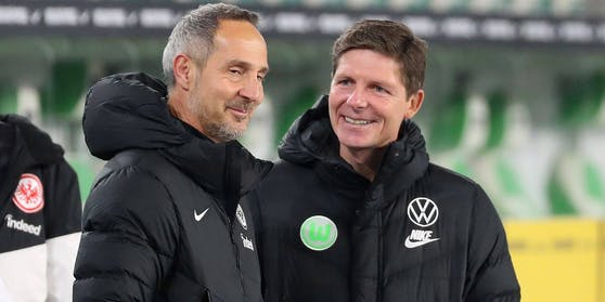 Wird Oliver Glasner der Nachfolger von Adi Hütter?