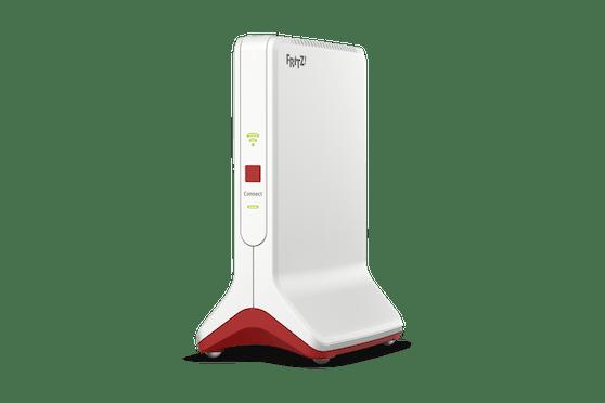 Neuer FRITZ!Repeater 6000 vereint Triband Wi-Fi 6 mit intelligenter Mesh-Technologie.