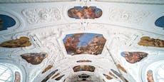 Neuer Glanz für frühbarocke Dominikaner Kirche