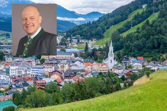 Schladmings Bürgermeister Hermann Trinker sorgte mit einem Schreiben für Aufregung bei Zweitwohnsitzern.