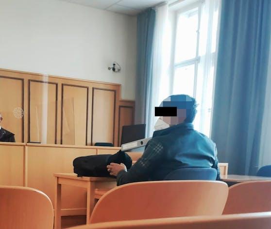 Der Angeklagte