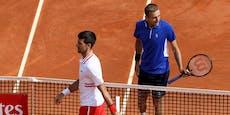 Nummer 1 raus – Djokovic scheitert im Achtelfinale