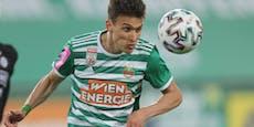 Rapid-Kapitän Ljubicic hat bei Köln unterschrieben
