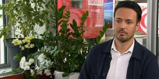 """AK-Jurist Philipp Brokes in """"Guten Morgen Österreich"""""""