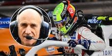 Formel-1-Teamchef vergleicht Schumacher mit Kuh