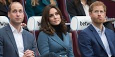 Royals brechen Kontakt zu Harry nun vollständig ab