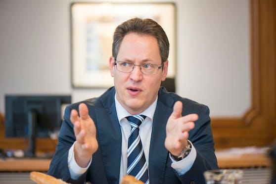 Handelschef Rainer Trefelik (Archivbild)