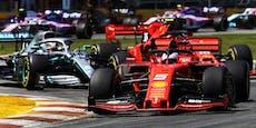 Formel-1-Klassiker droht erneut die Absage