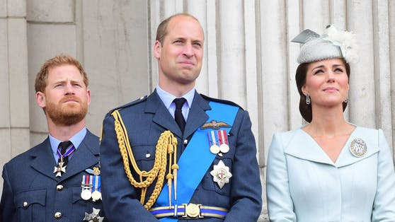 Herzogin Catherine könnte beim Treffen von Prinz Harry und Prinz William eine wichtige Rolle spielen.