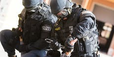 WEGA-Einsatz wegen Pistolenmann in Wien-Hernals
