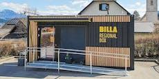 Landwirtschaftskammer macht gegen Billa-Boxen mobil