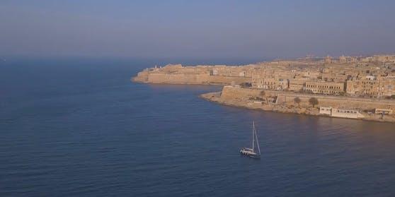 Malta lockt geimpfte Urlauber ins Land.