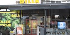 Achtung, Glas-Splitter: Rückruf von Billa-Produkt