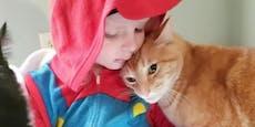 Herziger als Kinder sind nur Kinder mit Tieren