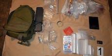Kroatien – Drogen-Gang verkauft Koks in Kindergarten