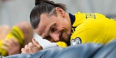 Mega-Sperre könnte Karriere von Ibrahimovic beenden