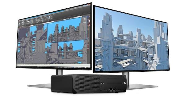 Neue Z by HP-Desktops heben Performance mit NVIDIA auf ein neues Level, so das Unternehmen.