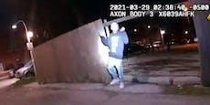 Polizist erschießt 13-Jährigen mit erhobenen Händen