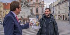 Bürgermeister drückt Starmania-Teilnehmer die Daumen