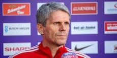 """Kühbauer bangt um die Austria: """"Gehört in die Liga"""""""