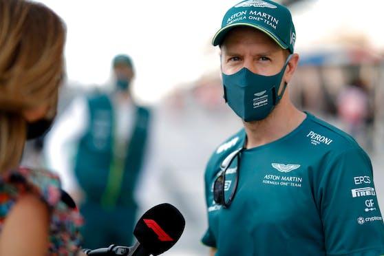 Sebastian Vettel hat vorerst auf seine Corona-Impfung verzichtet.